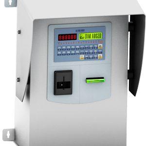 3590 EBOX önkiszolgáló mérlegműszer járműmérlegekhez