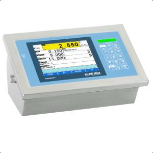 3590 EGT3GD érintőképernyős ATEX mérlegműszer