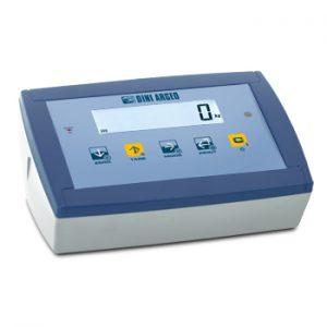 DFWXP többfunkciós mérlegműszer IP65