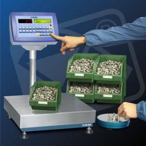 KDC darad- és mennyiségszámláló moduláris mérleg