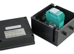 KMB4 doboz passzív biztonsági zener gátakkal