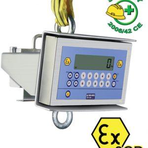 MCWX2GD elektronikus darumérleg ZÓNA 1 és 21