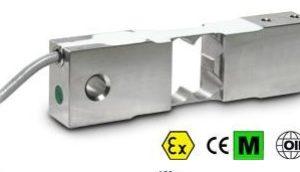 SPSW rozsdamentes acél egypont mérlegcella