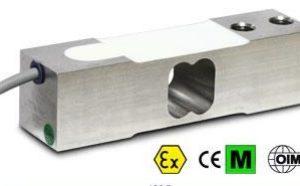 SPSX rozsdamentes acél egypont mérlegcella