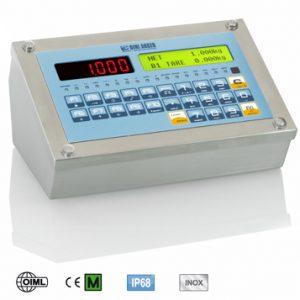 """3590 EXT """"ENTERPRISE"""" IP68-as rozsdamentes acél mérlegműszer"""