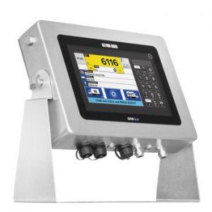 6116EVO IP67-es érintőképernyős PC ipari használatra