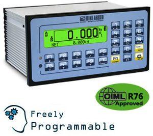 """CPWE """"ENTERPRISE"""" mikrokontroller/mérlegműszer ipari automatizáláshoz"""