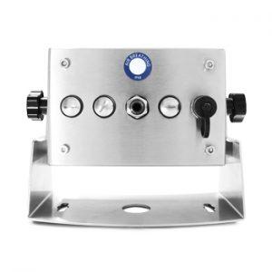 DGT20I IP 68-as rozsdamentes acél jeltovábbító/mérlegműszer