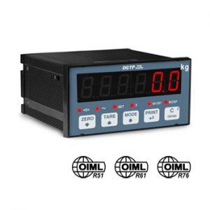 DGTP digitális jeltovábbító/mérlegműszer