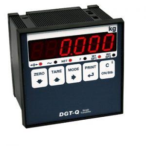 DGTQ digitális jeltovábbító/mérlegműszer