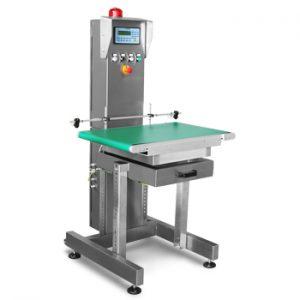DLW automata súlyellenőrző mérleg