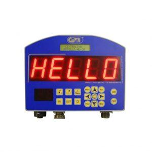HL20 – HL50 kompakt mérlegműszer