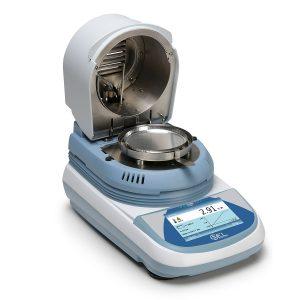 BM5 Thermo nedvességtartalom analizátor