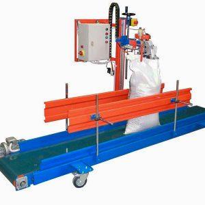 RT és THT hordozható futószalag varrógéppel