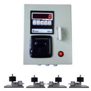 WS-3P mérlegműszer siló mérésre