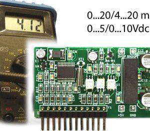 ADC16I 16bit-es analóg bemenet