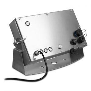 6116 IP67-es érintőképernyős PC ipari használatra