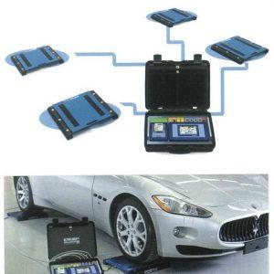 WWS4K mobil gépjárműmérleg