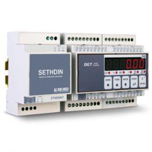 RS232 / RS485 ETHERNET átalakító
